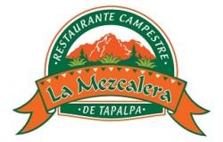 Logo LA Mezcalera, Tapalpa. - copia